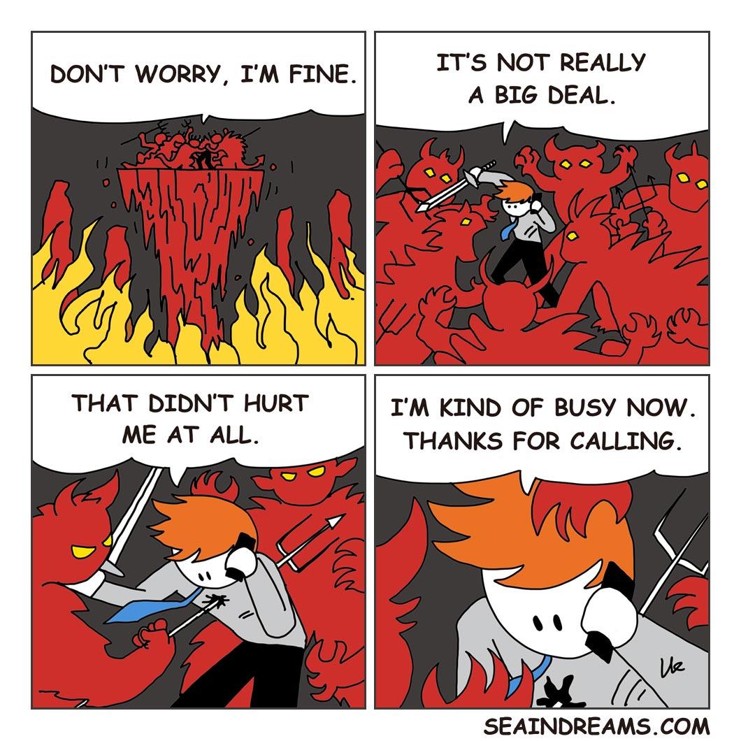 l am fine   seaindreams.com comics